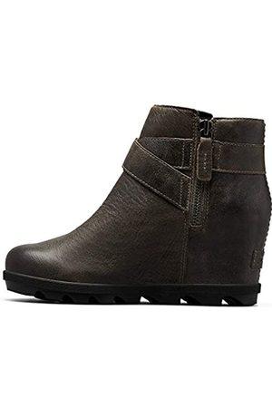 sorel Women's Joan of Arctic Wedge II Buckle Ankle Boot