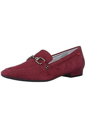 Marc Joseph New York Damen Leather W. Houston Buckle Loafer Halbschuhe