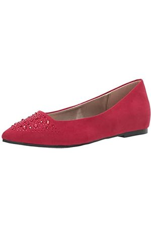 CL by Chinese Laundry Damen Hira Ballerinas, (Ruby Red Suede)