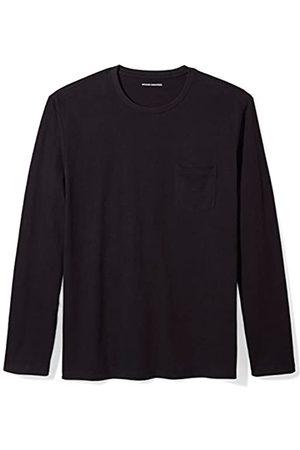 Amazon Amazon Essentials Regular-fit Long-Sleeve Pocket T-Shirt