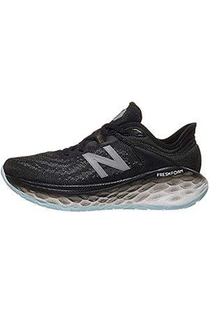 New Balance Women's Fresh Foam More V2 Running Shoe, Black/Outerspace
