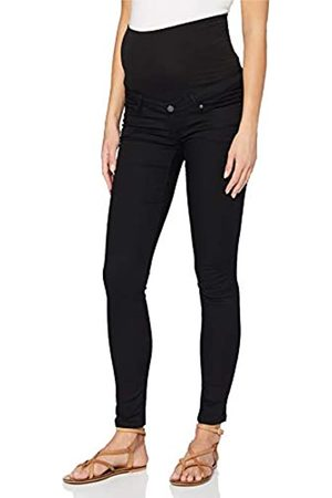 Noppies Damen Skinny - Damen Pants OTB Skinny Romy Jeans, Black-P090