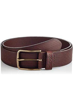 Wrangler Mens Carved Belt