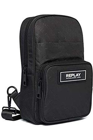 Replay Herren FM3501 Rucksackhandtasche