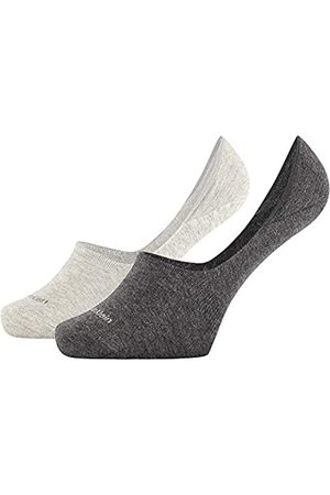 Calvin Klein Herren Socken & Strümpfe - Socks Mens CK Crew 2P FINE Striped Stanley Socks