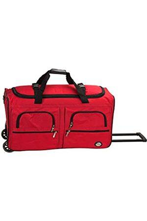 Rockland Reisetasche mit Rollen - PRD336-RED
