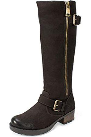 Unbekannt White Mountain Women's Blackbird Brown/Sueded/Smooth Size 9.5 Fashion Boot