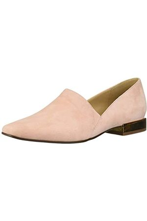 Naturalizer Damen Halbschuhe - Damen Collette Loafer flach, Pink (Dusty Rose)