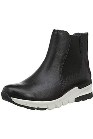Jana 100% comfort Damen 8-8-25405-25 Stiefelette, Black