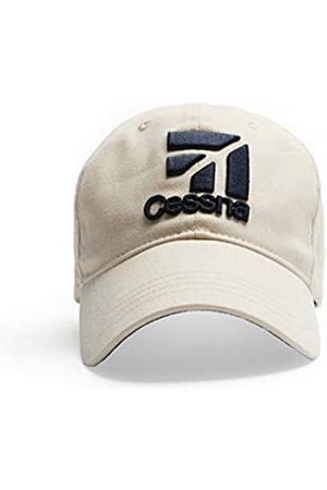Red Canoe Brands Herren Caps - Cessna 3D Logo