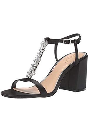 Badgley Mischka Damen RAINA Sandale mit Absatz
