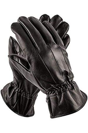 Pierre Cardin Herren Lederhandschuhe – Luxus Fahrhandschuhe – perfekt als Winterhandschuhe - - Herren Medium