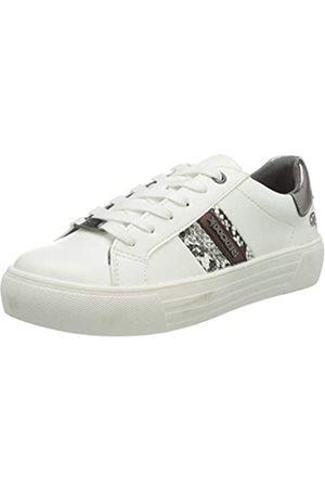 Dockers Damen Bimo Sneaker, weiß