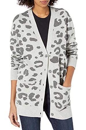 Daily Ritual Ultra-Soft Jacquard Sweater Cardigan-Sweaters