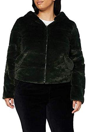 Carmakoma Damen CARCHRIS FUR Hooded Jacket OTW Jacke