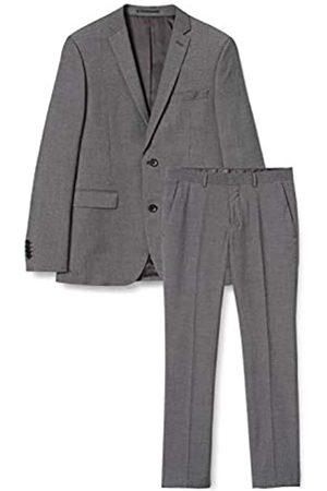 Esprit Herren Anzüge - Herren 080EO2M304 Business-Anzug Hosen-Set