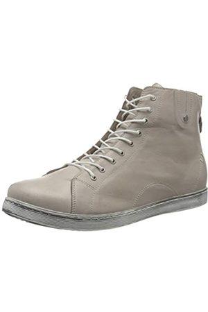 Andrea Conti Damen 0027913 Hohe Sneaker, (Silbergrau 111)