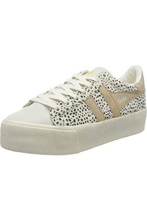 Gola Damen Orchid Platform Savanna Sneaker, Off White/
