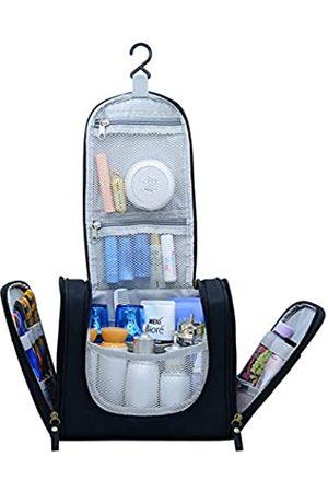 PCHui Kulturbeutel zum Aufhängen, für Damen und Herren, tragbar, wasserdicht, Make-up-Tasche