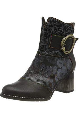 LAURA VITA Damen IDCORAO 01 Ankle Boot, Noir