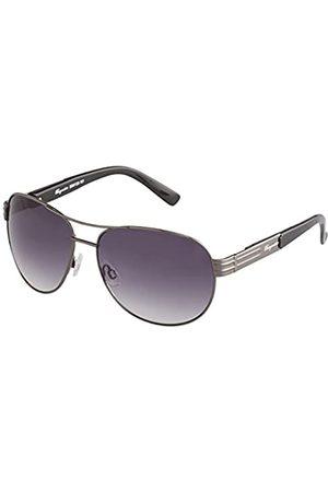 Burgmeister Herren Sonnenbrillen - Klassische Marken Sonnenbrille für Herren von mit 100% UV Schutz   Sonnenbrille mit stabiler Metallfassung, hochwertigem Brillenetui
