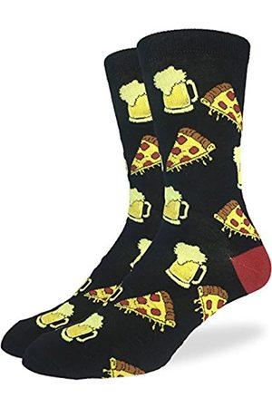 Good Luck Sock S Herren Socken Pizza & Beer Crew –