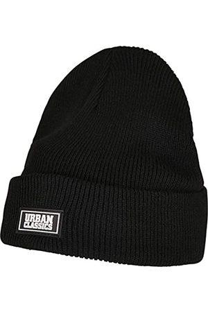 Urban classics Unisex Plain Stitch Recycled Yarn Beanie-Mütze
