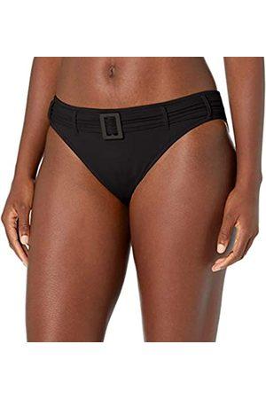 Seafolly Damen Bikinis - Damen Hipster with Pintucked Belt Bikinihose