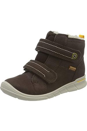 Ecco Jungen Kavalan First Walker Shoe, (Mocha)