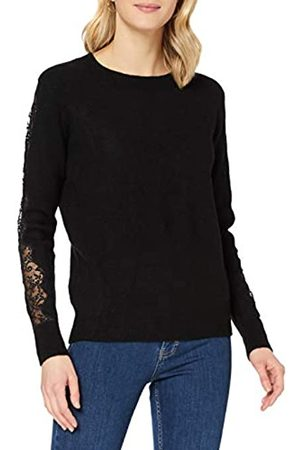 Garcia Damen W00242 Pullover, Black