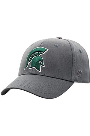 Top of the World Top of the World Herren Mütze Michigan State Spartans Memory Fit Icon, Anthrazit