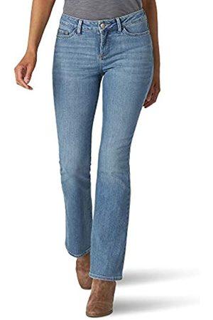 Lee Damen Secretly Shapes Regular Fit Bootcut Jeans