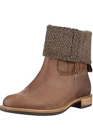 Ecco Damen Sartorelle 25 Expresso Fashion Boot, (ESPRESSO/ESPRESSO)