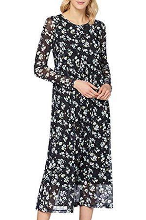 Garcia Damen Kleider - Damen V00282 Kleid, Black