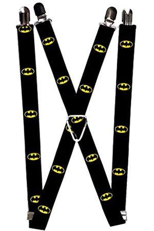 Buckle-Down Herren Hosenträger - Herren Suspender-Batman Strumpfhalter