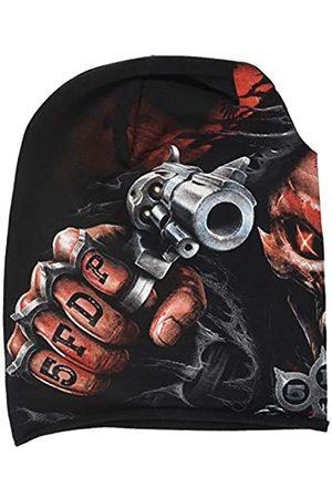Spiral Unisex 5FDP-Assassin-Licensed Band Cotton Beanies Strickmütze