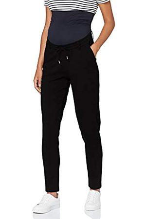 Noppies Damen Pants Jersey OTB Renee Hose, Black-P090