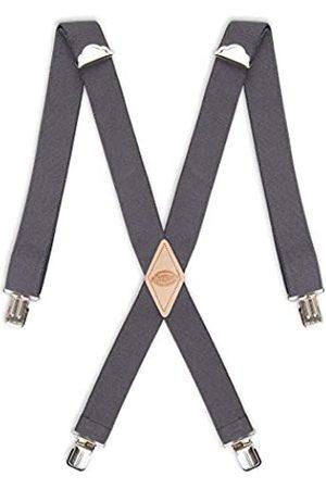 Dickies Herren Hosenträger - Herren 1-1/4 Solid Straight Clip Straps