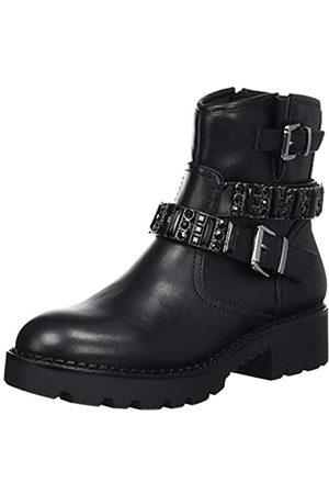 Buffalo Damen Moriah Mode-Stiefel, Black
