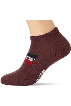 Levi's LEVIS Unisex-Adult Sportswear Logo Low Cut (2 Pack) Socks