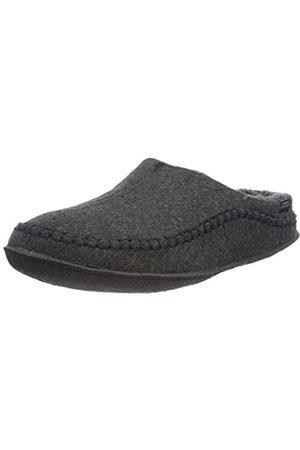 Tom Joule Neu Damen Shore Offene Pantoletten mit bedrucktem Fußbett EU 36