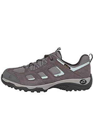 Jack Wolfskin Damen Vojo Hike 2 Texapore Low W Wasserdicht Trekking-& Wanderhalbschuhe, (Tarmac Grey 6011)