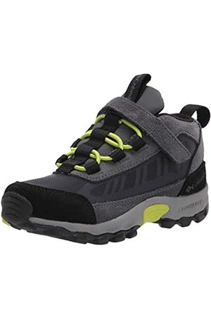 Columbia Kinder Flow Borough Outdoor-Sneaker, , (Graphite, Acid Green)