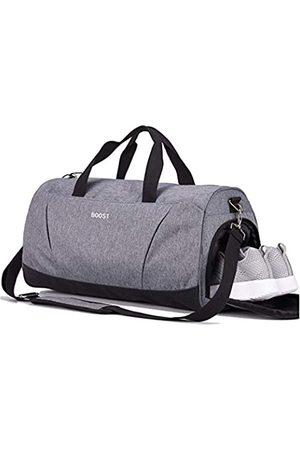 Boost Boost Unisex - Erwachsene Sport Sporttasche mit Wet-Taschen und Schuhe Compartment