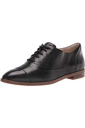 Cole Haan Damen Black Leather Oxford