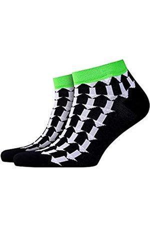 Burlington Jungen Socken & Strümpfe - Herren Sneakersocken Arrow, Baumwollmischung, 1 Paar
