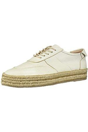KAANAS Damen Sandy Bay LACE UP Espadrille Platform Sneaker Turnschuh