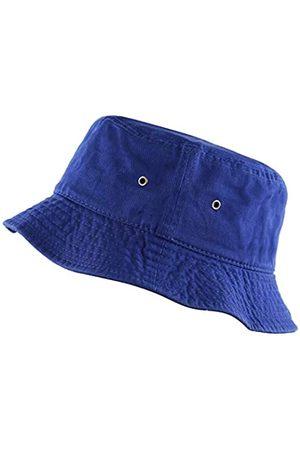 The Hat Depot The Hat Depot 300N Unisex Sonnenhut, 100 % Baumwolle, verstaubar, für Sommer, Reisen, Strand