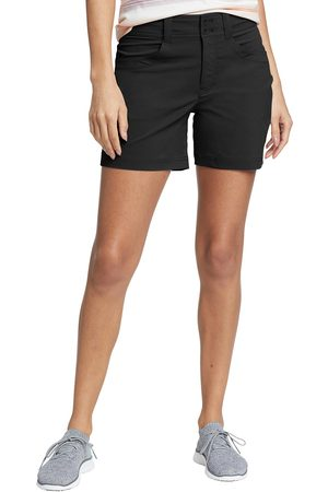 Eddie Bauer Damen Shorts - Sightscape Horizon Shorts Damen Gr. 4