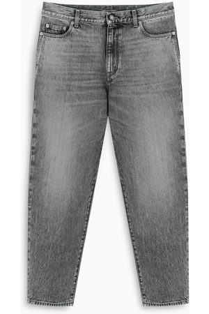 Saint Laurent Grey regular jeans